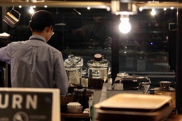 スロージェットコーヒーの店内5