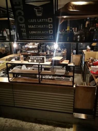 スロージェットコーヒーの店内9