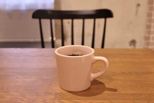 文喫のコーヒー