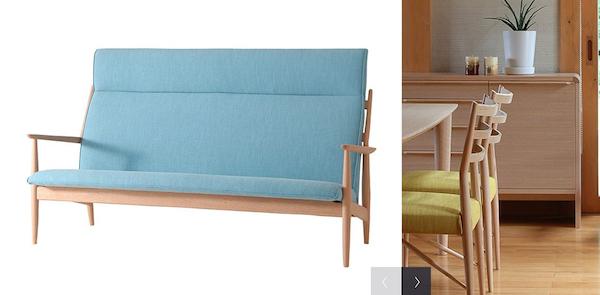 日進木工の家具