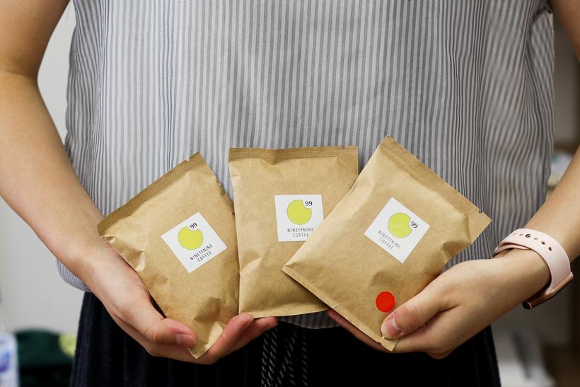 画像:99coffee(NINTEYNINE COFFEE ナインティナインコーヒー)自家焙煎のコーヒー豆 キャンペーン
