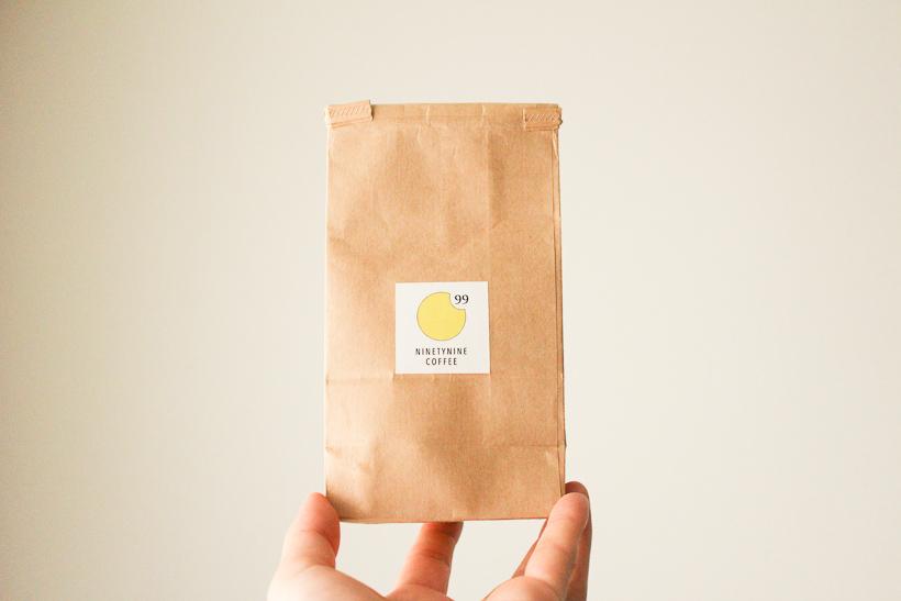画像:99coffee(NINTEYNINE COFFEE ナインティナインコーヒー)自家焙煎のコーヒー豆