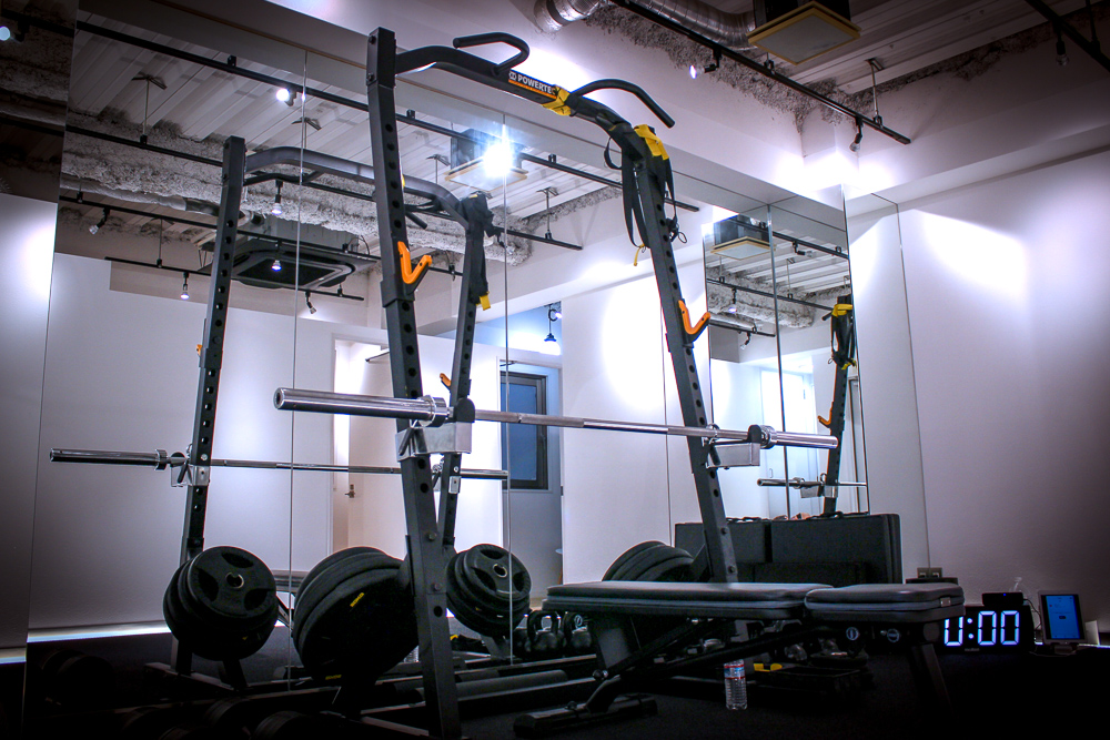 画像:パーソナルトレーニングジムのBEATSで高強度インターバルトレーニングの体験レッスン/恵比寿店