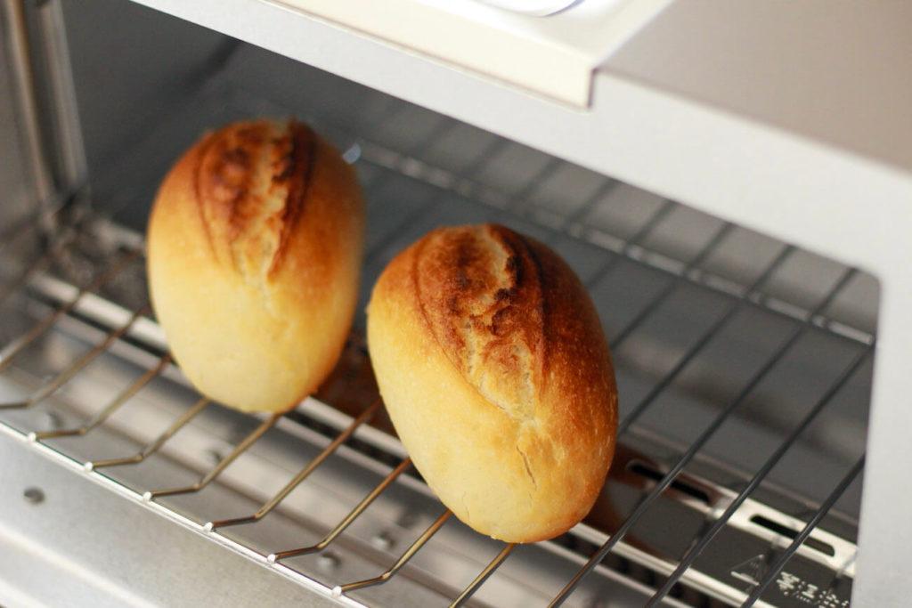 画像:subsclife(サブスクライフ)でレンタルしている家電 バルミューダのトースターで焼いたパン
