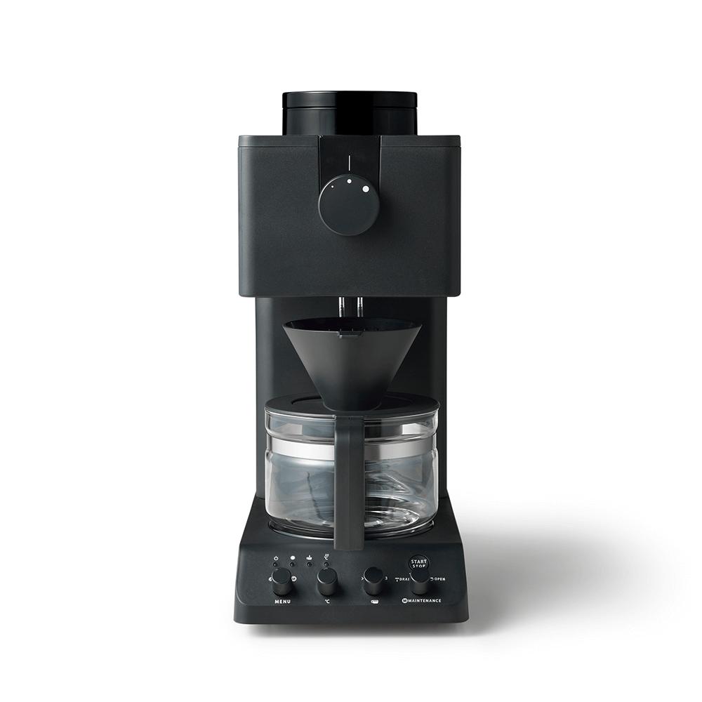 画像:subsclife(サブスクライフ)でレンタルしている家電TWINBIRD 全自動コーヒーメーカー CM-D457