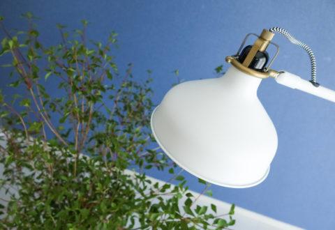 画像:IKEAのライト