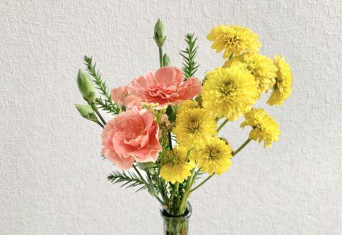 画像:お花サブスク