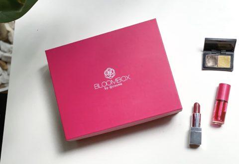 BLOOM BOXとコスメ