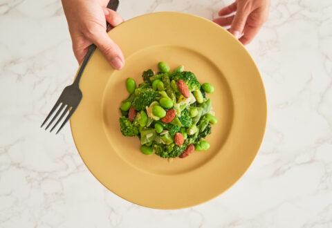 画像:GREEN SPOON(グリーンスプーン)のホットサラダ